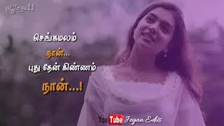 Aasa Athigam VachuMarupadiyumTamil Whatsapp StatusJegan Edits