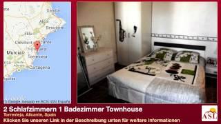preview picture of video '2 Schlafzimmern 1 Badezimmer Townhouse zu verkaufen in Torrevieja, Alicante, Spain'