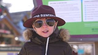 Junior Ranger | MATT AND BLUE
