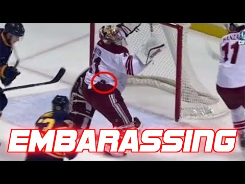 The Most Embarrassing Moments in Sports History
