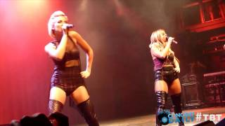 "Danity Kane performs ""Damaged"" live at The Fillmore #CDTBT"