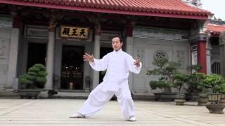 Master Daniel Tan   Tai Chi Quan 24 Steps Yang Style