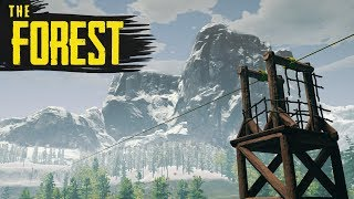 CONNECTING THE NORTH! The Forest Hard Survival S3 Episode 58