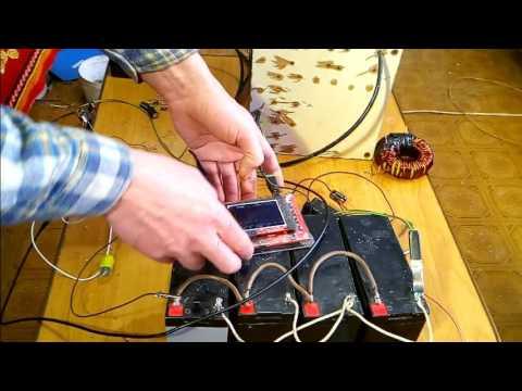 бидини + технология одного провода Н Тесла