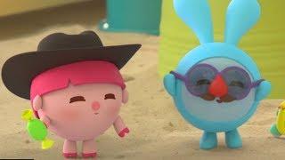 Малышарики - новые серии - (141 серия) Развивающие мультики для самых маленьких