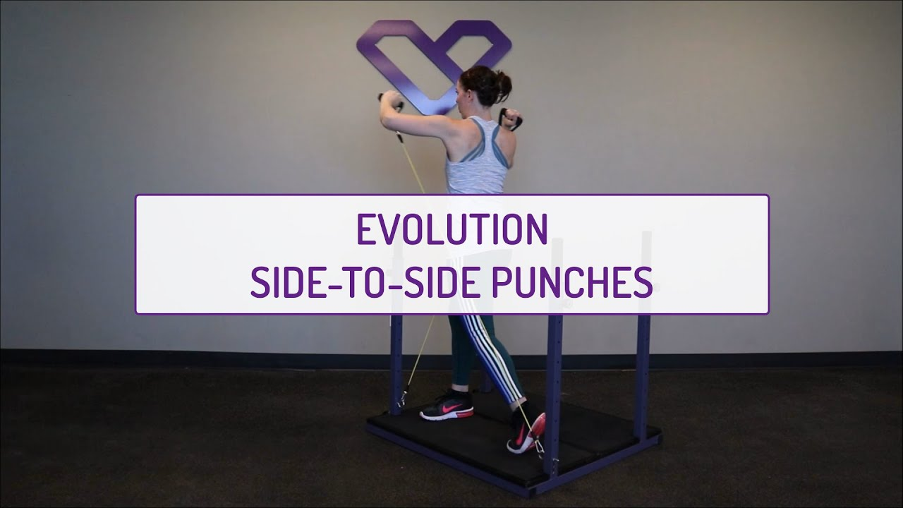 Evolution Side-to-Side Punches