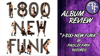 1-800-NEW-FUNK (1994) - Paisley Park Records (Prince) - Album Review