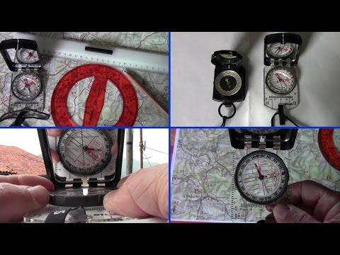 ORIENTAMENTO #1: la bussola e gli strumenti accessori - Video introduttivo e suggerimenti.