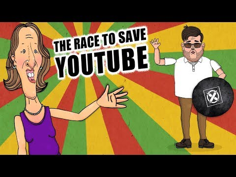 The Race to Save YouTube