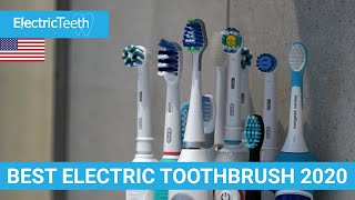 Best Electric Toothbrush 2020 [USA] *UPDATED VIDEO AVAILABLE*