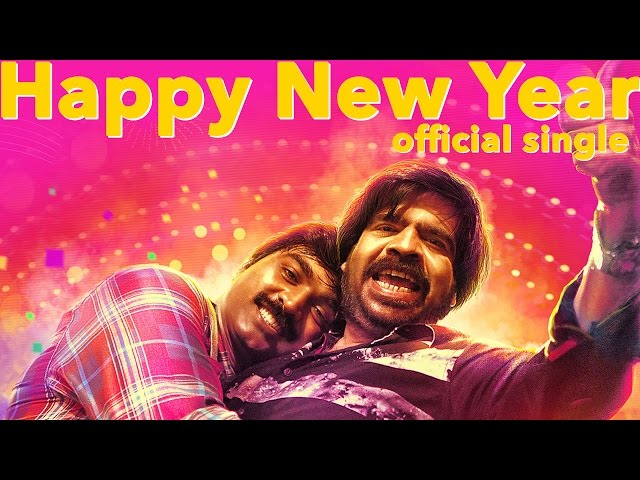 Happy New Year Special Song | Kavan | Vijay Sethupathi