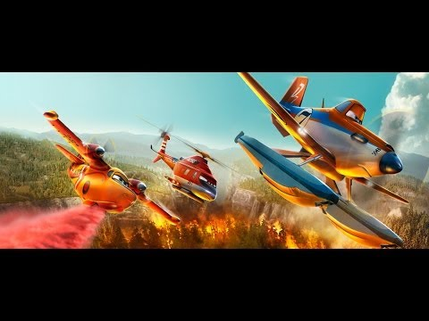 Planes: Fire & Rescue (Extended Trailer)