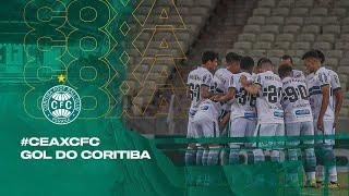 #CEAxCFC - Gol do Coritiba