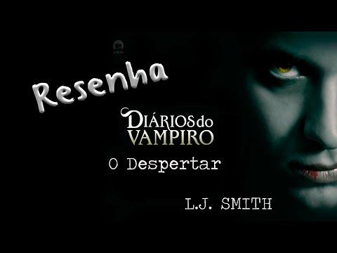Resenha Diários do Vampiro / Desafio Mês de Fevereiro/ I Dare You
