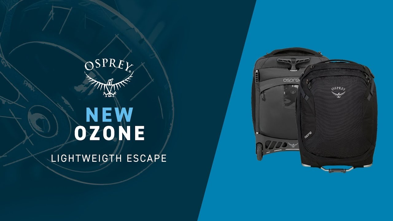 Osprey Ozone | Product Features