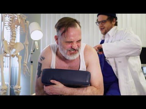 Angeborene Zyste der Prostata