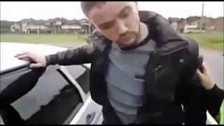 Вот он, ПУТЬ в некуда! Расколбас за рулём! Наркоманы на дороге. Предъявите документы.