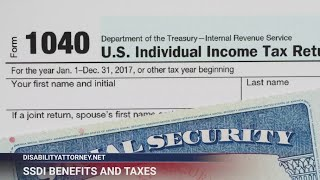 Video thumbnail: Do I Have to File Taxes While Receiving Disability Benefits?