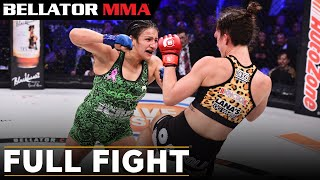 Full Fight | Veta Arteaga vs. Brooke Mayo - Bellator 172