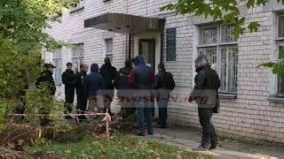 В Николаеве взрывотехники обыскивают ЖЭК «Південь» - ищут взрывное устройство. ВИДЕО