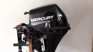 Mercury 9.9 four stroke service manual