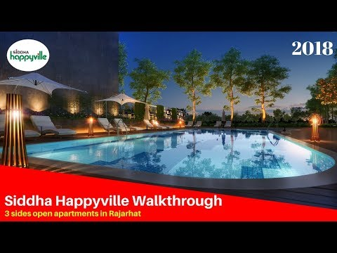 3D Tour of Siddha Happyville