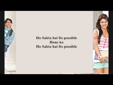Pyaar Impossible.full song with lyrics