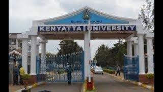 Kenyatta University closed indefinitely