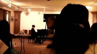 Noah plays Schumann - Davidsbündlertänze op.6 xiv. Zart und signend