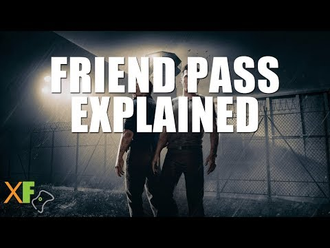 A Way Out Friend Pass Xbox One Explained + Achievement Questions