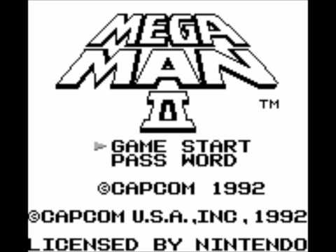 mega man 2 game boy boss order