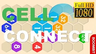 Cell Connect Game Review 1080P Official Cheetah Games Puzzle 2016