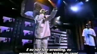 """Eminem - Marshall Mathers """"Ao Vivo em Farmclub"""" [Legendado]"""