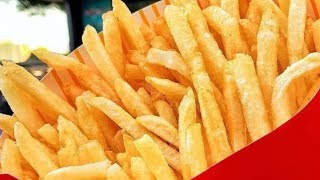 This Is How McDonalds Perfect French Fries Are Actually Made