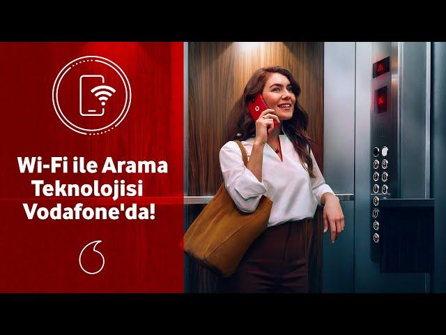 Wi-Fi ile Arama Teknolojisi Vodafone Supernet 4.5G'de !