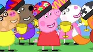 Peppa Pig Full Episodes 🏆 Peppa Pig, The Winner 🏆 Kids Videos