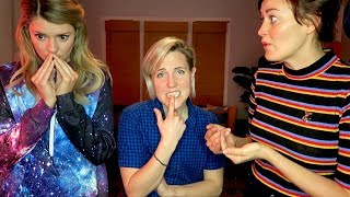 Charades Against Humanity ft. Mamrie Hart and Grace Helbig!