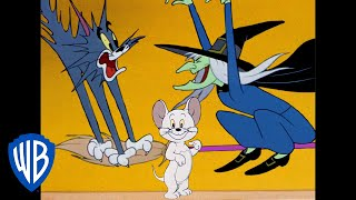 Tom & Jerry | Super Scary! | Classic Cartoon Compilation | WB Kids