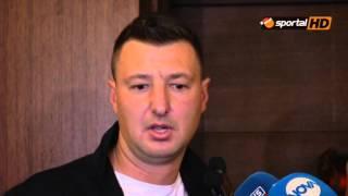 Таско Тасков: Допуснахме грешки на мача в Ловеч