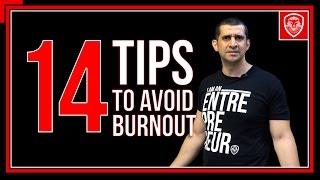 How to Avoid Burnout as an Entrepreneur