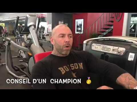 Le bodybuilding après le repos