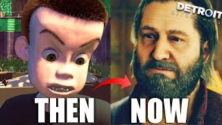KARA KEEPS HER MEMORY FROM ZLATKO (aka Sid) ! • Detroit Become Human Gameplay ( Part 6 - PS4 Pro )