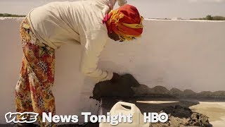 This Woman Buries Venezuelans Migrants Who Died Too Poor To Afford A Funeral (HBO)