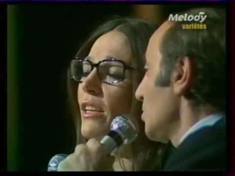 Nana Mouskouri  -  Le Temps Des Cerises  - In Live