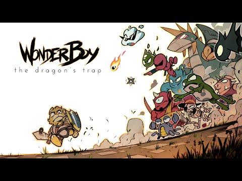 Wonder Boy: The Dragon's Trap - Reveal Trailer thumbnail