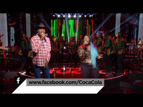 "Joey B and Amanda Black: ""Hark The Herald Angels Sing""- Coke Studio Africa"