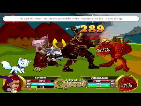 Adventure Quest Video 1