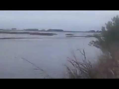 Inundación en Irala