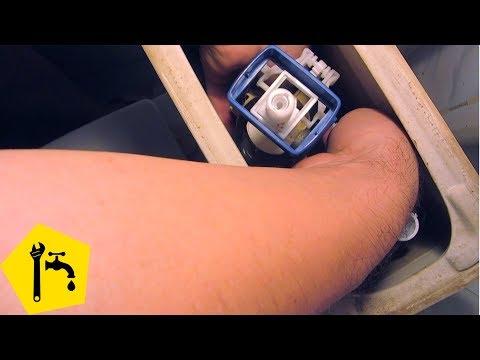 ✅ Ремонт бачка унитаза: промыть арматуру бачка унитаза / Ремонт сантехники