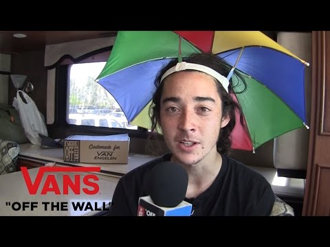 Rowan Zorilla Talks Footage Party   Adventures With Chris   VANS